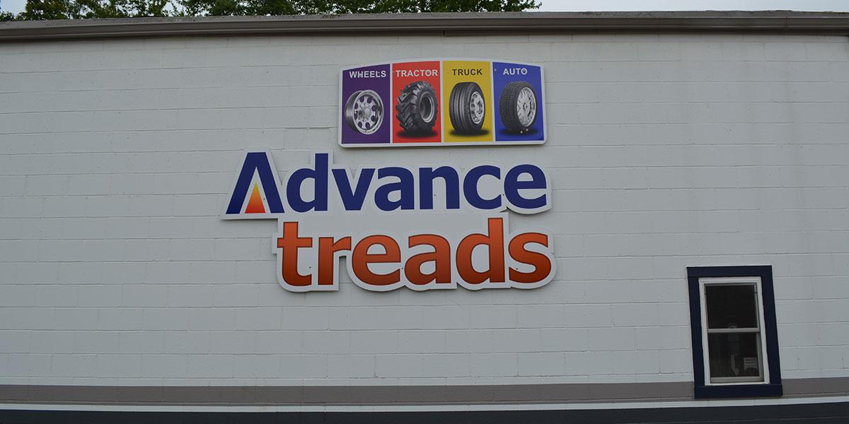 Home page Advance Treads