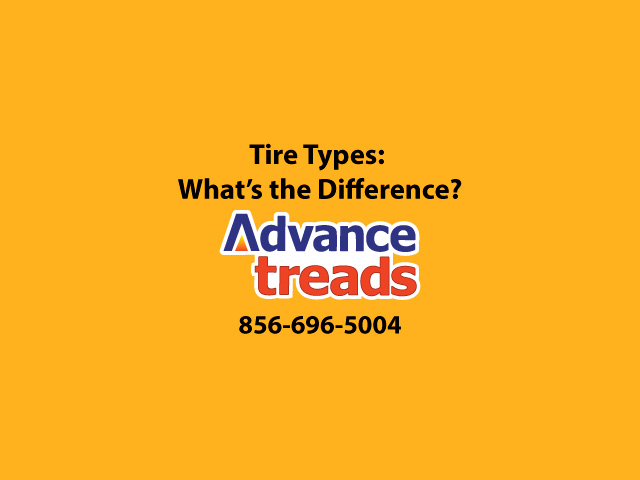 Tire Types: What's the Difference?