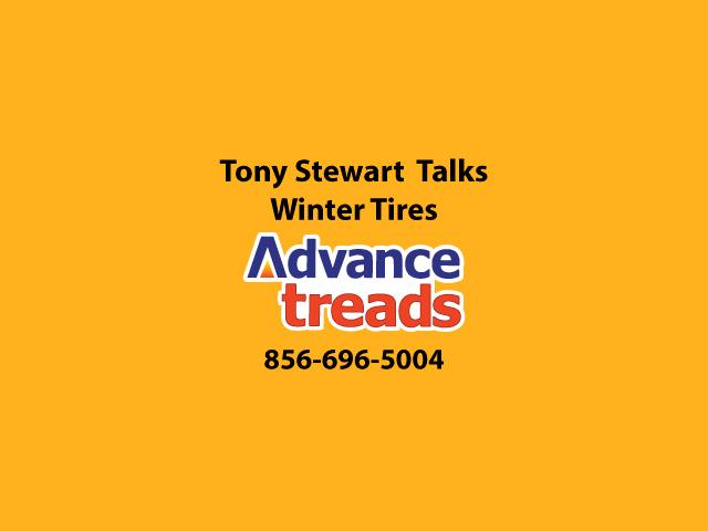 Tony Stewart Talks Winter Tires 2020